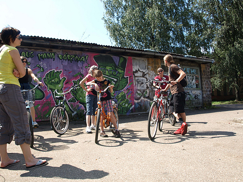 Riga Bicycle Tours