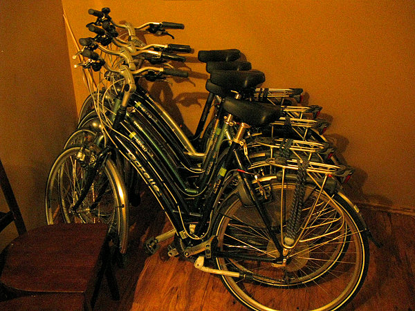 RigaBikeTours.com bikes