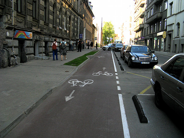 Riga Cycling Roads