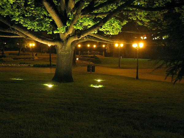 Riga In Night