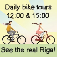 Daily Riga Bike Tours