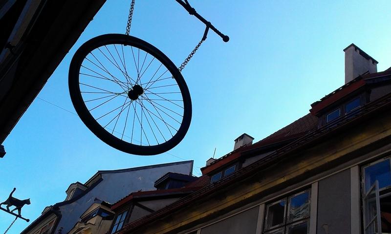 Bike Rental Shop in Riga