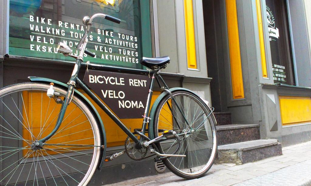 Bike Rental Bike