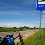 Latvia Bike Route
