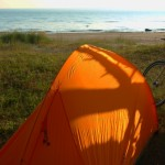 Rent camping equipment in Riga