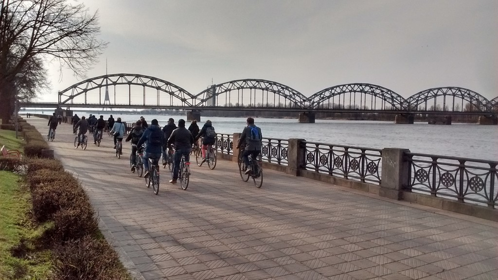 Riga Team-building Bike Tour