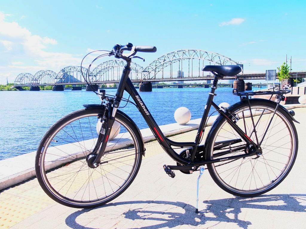 Latvia Toruing Bicycle rent