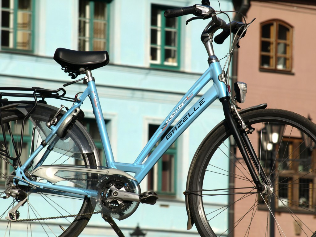 City Bike Rent in Riga