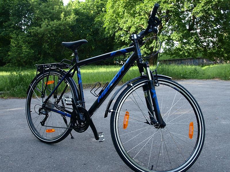 Rent a Trekking Bike in Riga