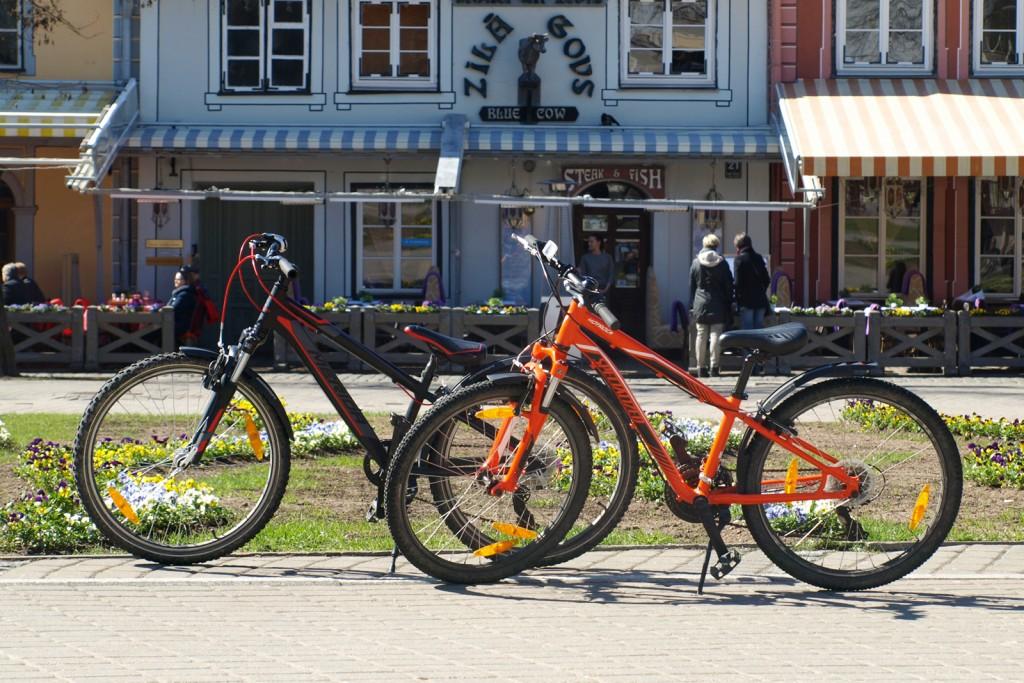 Riga Childrens Bikes Rent